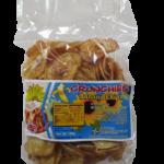 Banana Chips Crunchies Honing – 100g