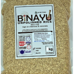 Bruine Volkoren Rijst Binayu – 1 Kg
