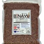 Rode Volkoren Rijst Binayu – 2 Kg