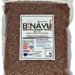 Rode Volkoren Rijst Binayu – 1 Kg