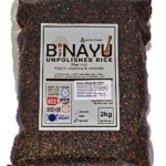Zwarte Volkoren Rijst Binayu – 2 Kg