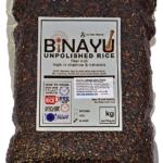 Zwarte Volkoren Rijst Binayu – 1 Kg
