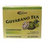 Guyabano Carica Kruidenthee
